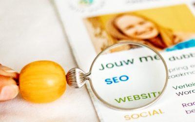 SEO Webdesign: 5 tips
